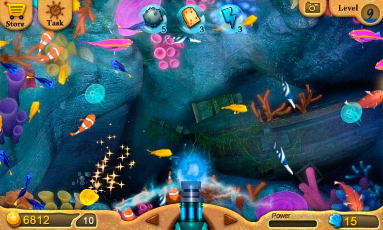 Fishing Diary para moviles y tablets Android